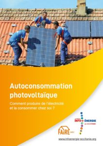 Guide autoconso photovoltaïque